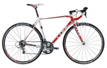 Cube Agree GTC Racefiets rood/wit